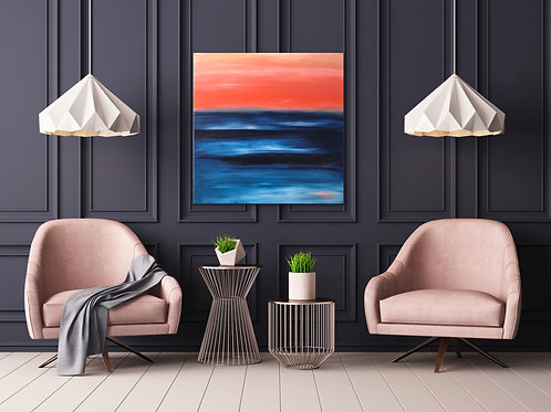 """""""Coral Sunset"""""""