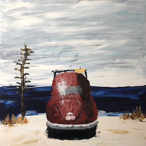 """""""Red Bug"""" (large)"""