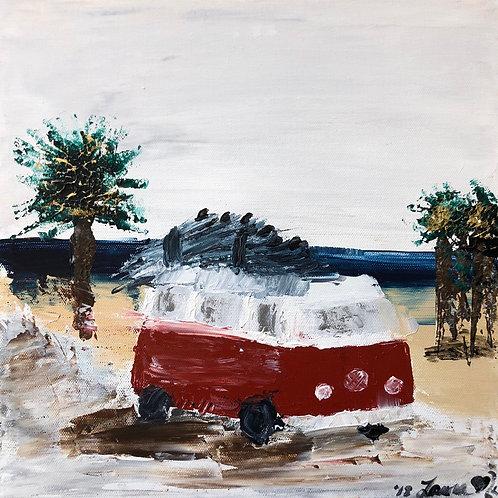 """""""Red Van"""""""