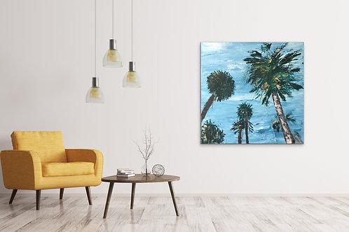 """Under Palms"""