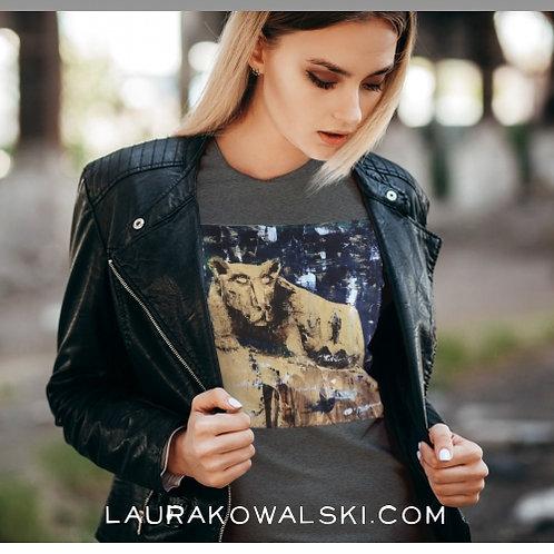 """Lion"" Women's T-shirt"
