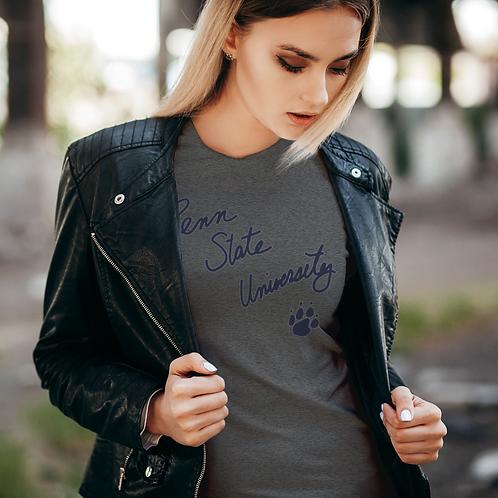 """Penn State University"" Women's T-shirt"