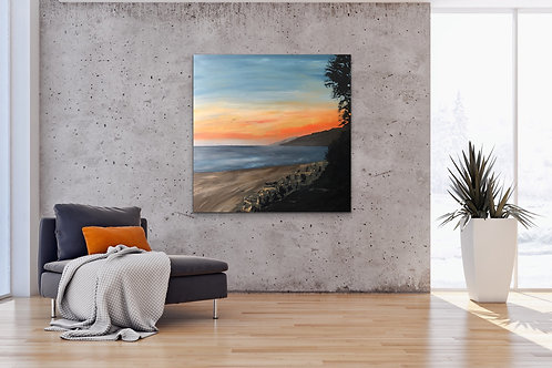 """Sunset Bay"""