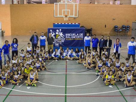 Bienvenidos al blog de Baloncesto Acrola-Aravaca