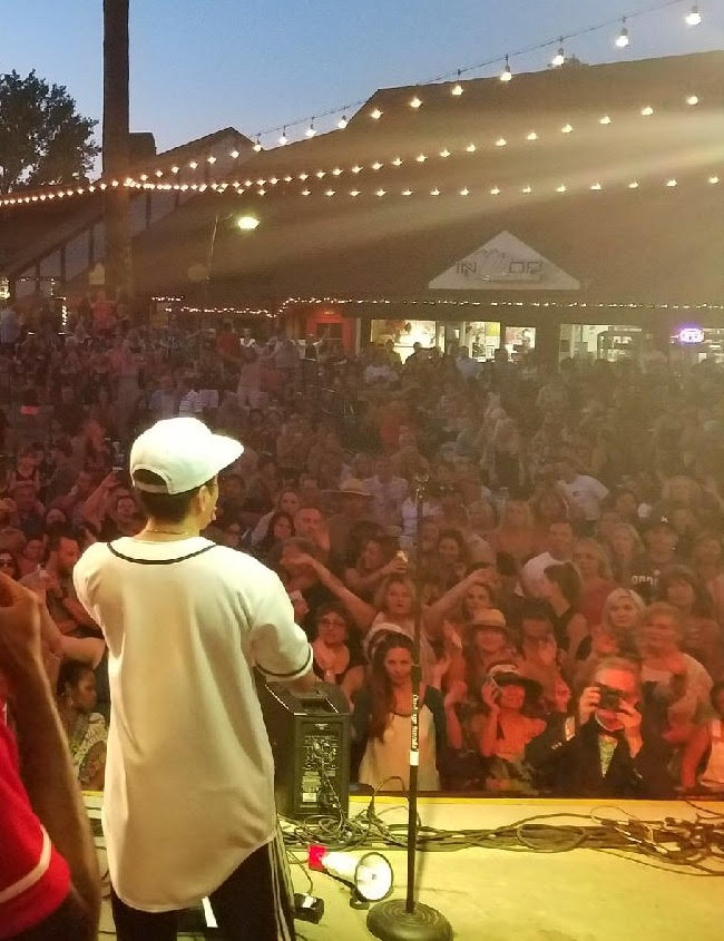 Lake Arrowhead sold out show