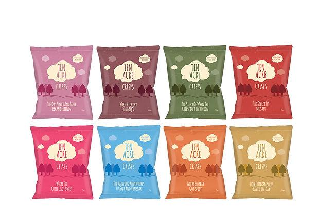 Ten Acre crisps packaging design.jpg