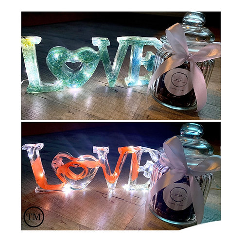 Glowing Cord Keepsake