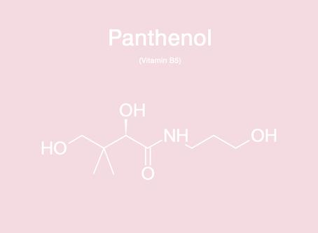 Is Panthenol in skincare a harmful ingredient?