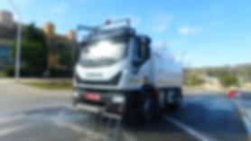 exbal, exbal reparaciones y servicios, aebi schmidt, Baldeadora CityJet 10000