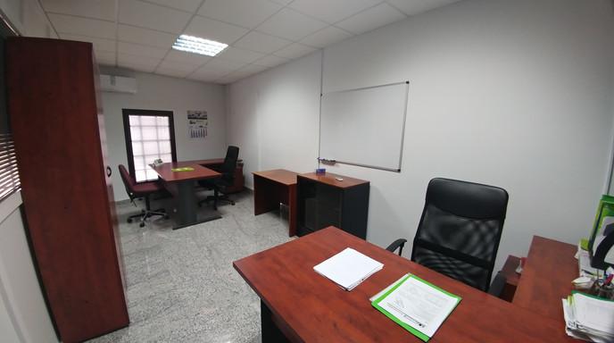 Oficina técnica e I+D
