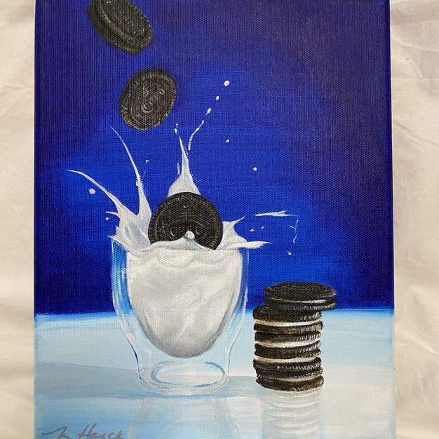 """""""Milk's Favorite Cookie"""""""