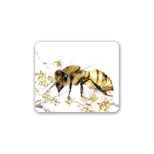 """Honeybee"" mouse pad"