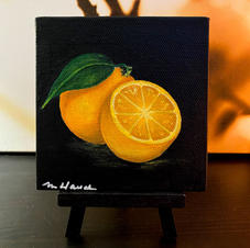 "Juicy Fruit ""Oranges"""