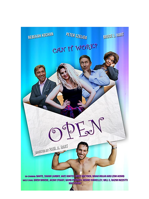 OPEN on DVD