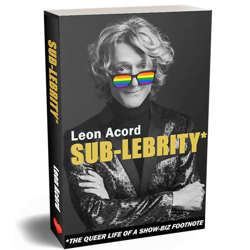 Buy SUB-LEBRITY by Leon Acord