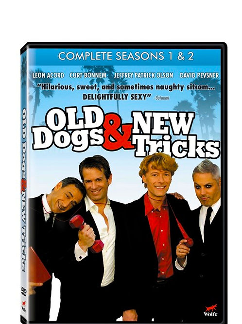 Old Dogs & New Tricks Complete Seasons 1 & 2