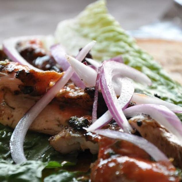 Chicken Kabab Wrap
