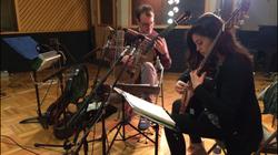 Recording our debut album