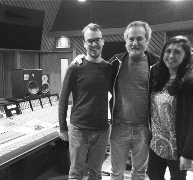 That's a wrap! With our dear producer and teacher, Sèrgio Assad 🎶🎬 #tbt #recording #musicians #ser