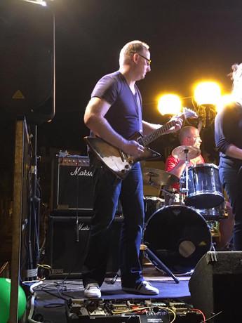 Laurent guitare