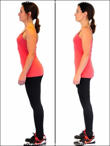 Poor Posture #2: Sticking your bottom out
