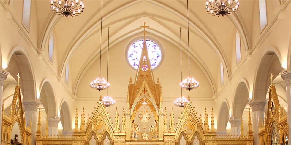 Pilgrimage to the Shrine of the Most Blessed Sacrament