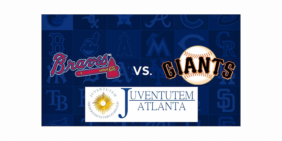 Juventutem Atlanta Braves Game: Braves VS Giants