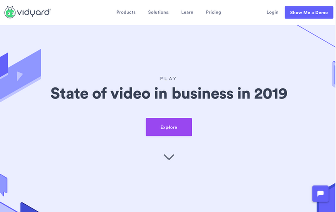 2019 State of Video in Business Report by Vidyard