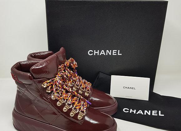 Chanel Scarponcino Sordeaux Nr: 40