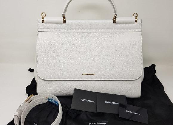 Dolce & GabbanaSicily soft Bianca