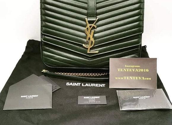Saint Laurent_Borsa Sulpice Verde ( media)