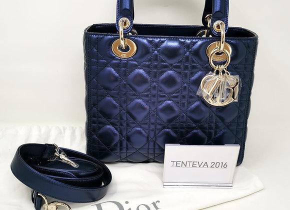 Dior Lady Media Blu