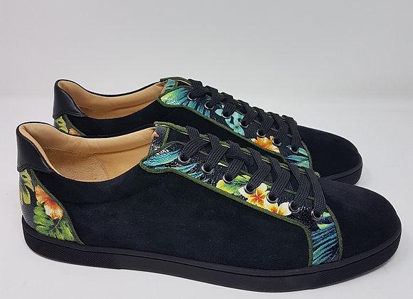 Louboutin sneakers fiori