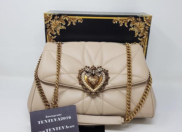 Dolce & Gabbana Devotion Soft Panna Pelle