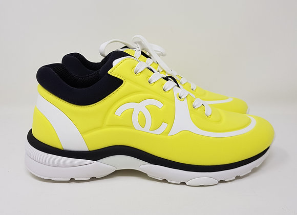 Chanel Sneakers Gialle