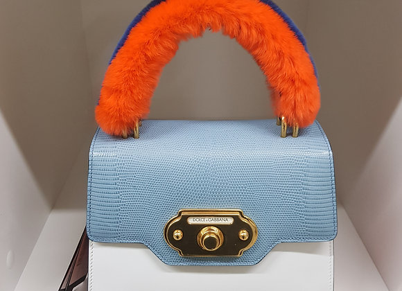 Dolce & Gabbana Welcome Bag Multicolor