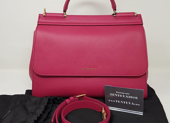 Dolce & Gabbana Sicily Soft Fucsia