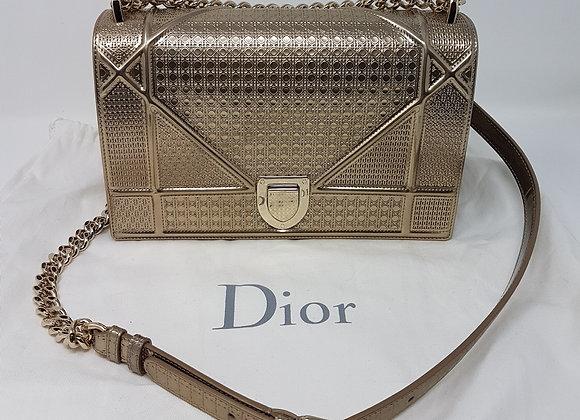 Dior Diorama media oro