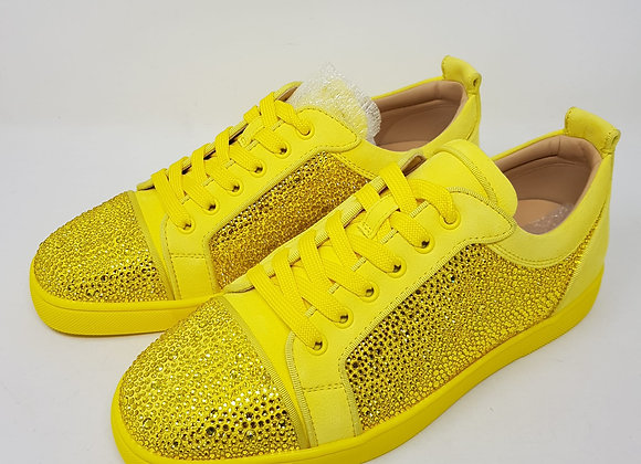 Christian Louboutin Sneakers Uomo Giallo ( per i numeri disponibili, contattaci)