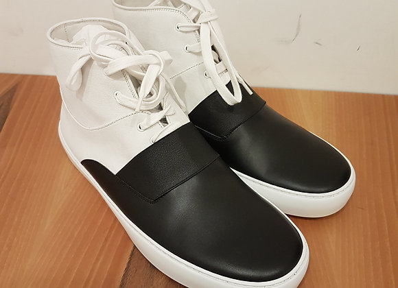 Chanel Sneakers Bianche-Nere