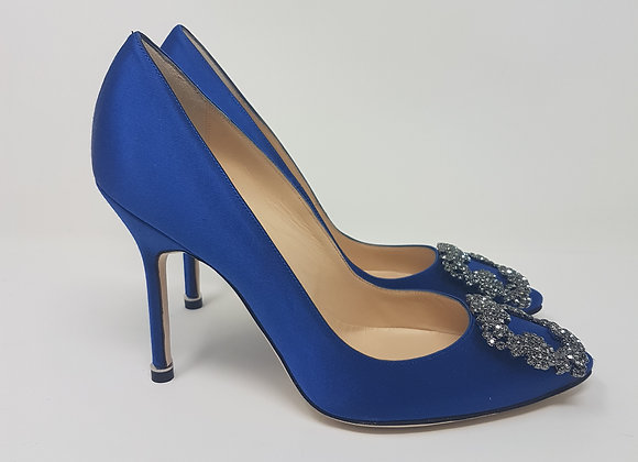 Manolo Hangisi Blue Royale