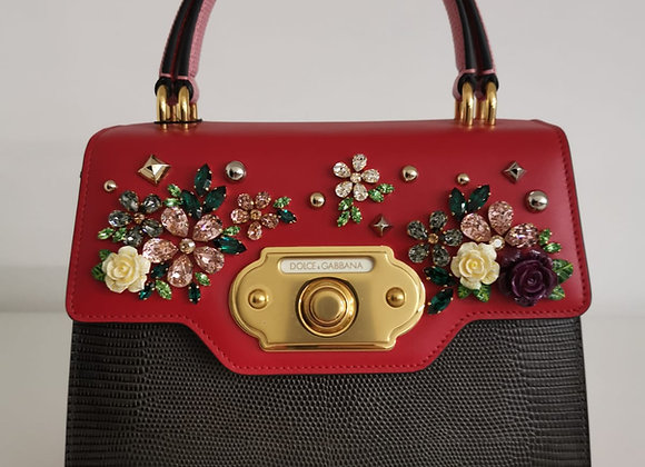 Dolce & Gabbana Welcome Bag Bicolore