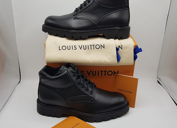 Louis Vuitton Scarponcini uomo Nr 42,5