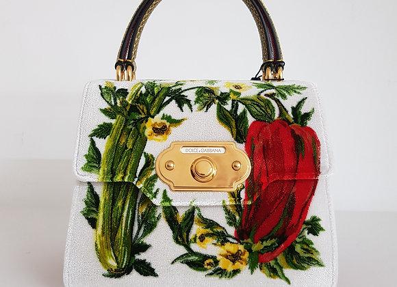 Dolce & Gabbana Welcome Bag Panno