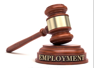 Everett Law, PLLC Employment Law Areas of Practice
