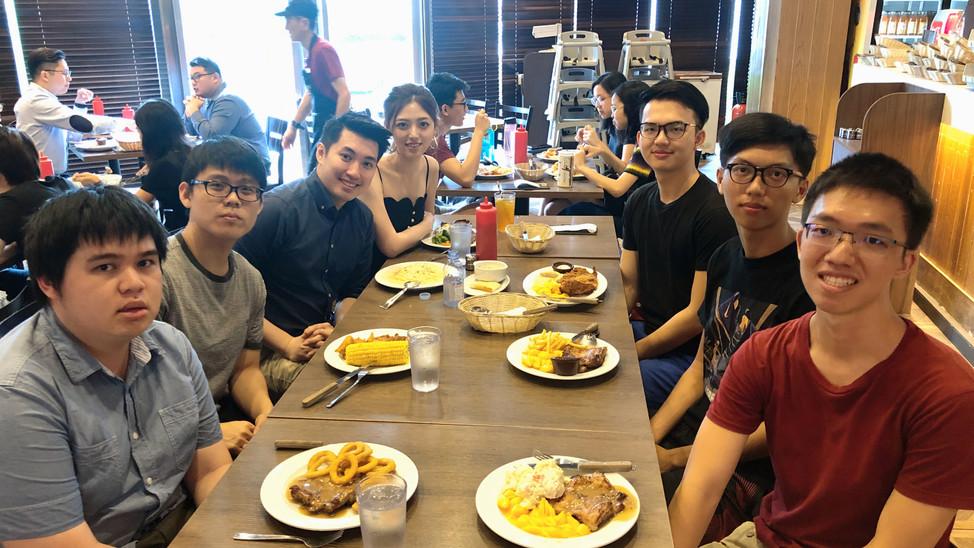 Singapore Gathering