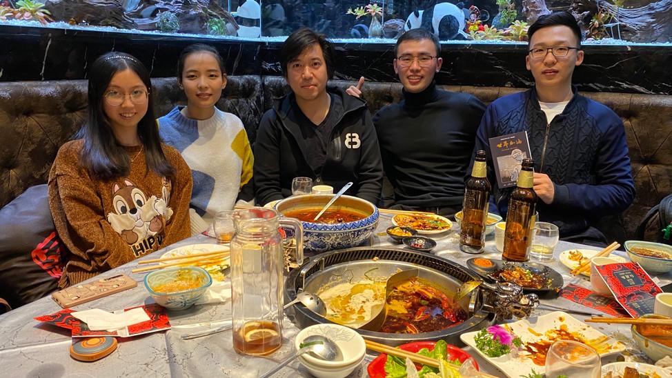 Shanghai Gathering
