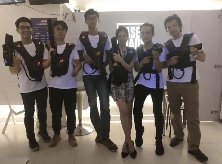 Laser Tag - Team Bonding
