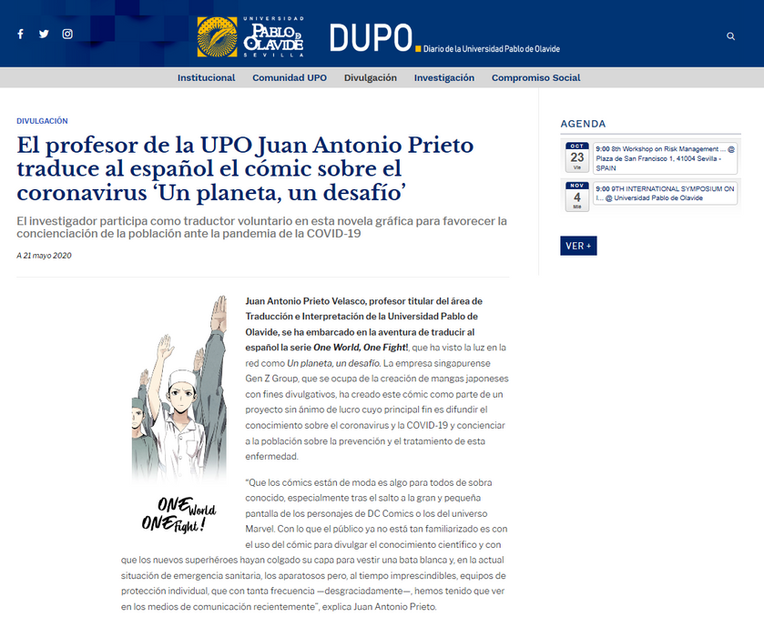 University Pablo de Olavide