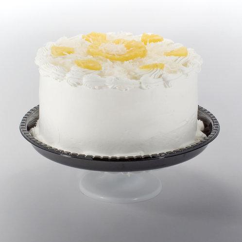 Torta Coco com Abacaxi